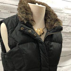Eddie Bauer Goose Down WOMENS vest